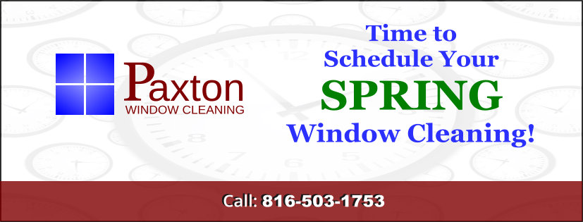 lg paxton spring window cleaning