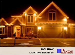 holiday lighting in kansas city