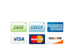 payment methods paxton window cleaning