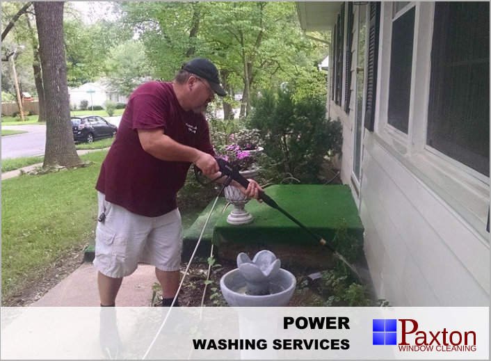 Power Cleaning Services : Power washing paxton window cleaning llc